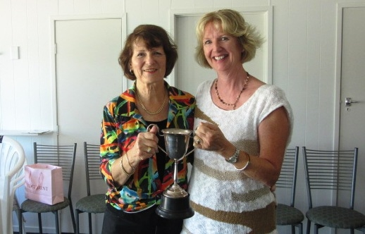 PRESIDENT'S CUP won by Margot Denford