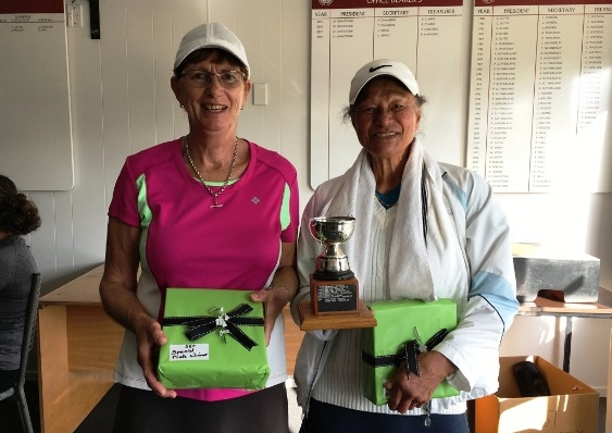 SPECIAL PLATE WINNERS  55+